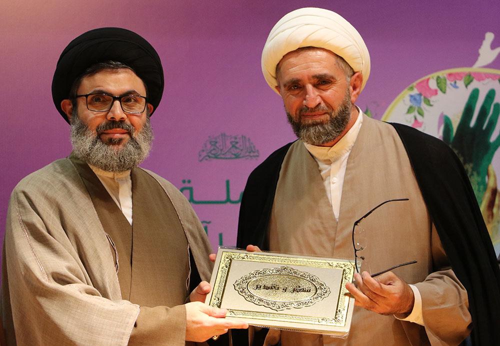 احتفال المسابقة السنوية التاسعة عشرة لحفظ وتفسير وتلاوة القرآن الكريم