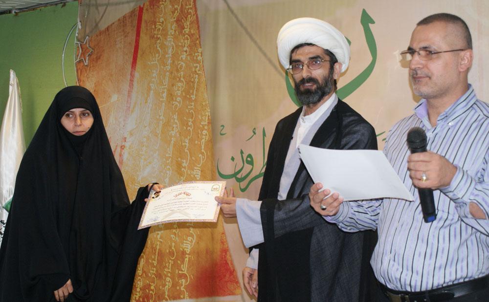 دورة أساليب تعليم القرآن للصغار - أخوات - 2012