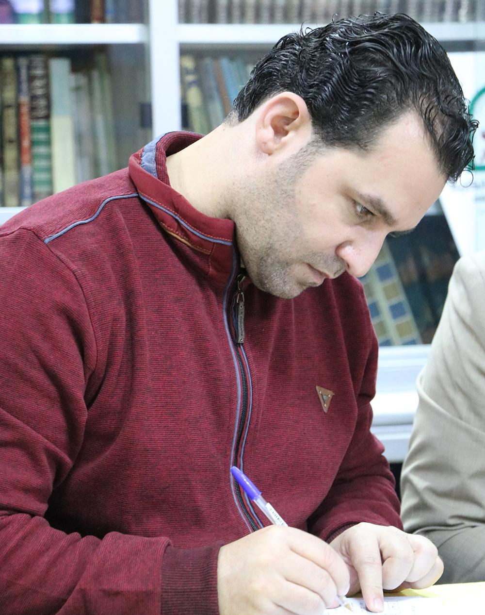 المسابقة السنوية (20) في حفظ القرآن الكريم وتلاوته