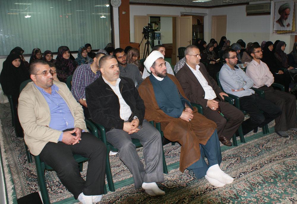 مسابقة السيد عباس الموسوي (3) للطلبة الجامعيين لحفظة القرآن الكريم